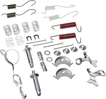 """Drum Brake Hardware Kit Carlson H2333 w// 10/"""" Brakes; 10/"""" x 1.75/"""" 670 Cherokee"""