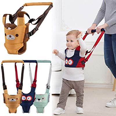CHDHALTD Safety Reins Harness Walker,Baby Walker,Adjustable Baby Walking Harness Handheld Baby Walker,Baby Harness for Walking, Baby Toddler Walking Assistant for Infant Child Activity Walker: Home & Kitchen