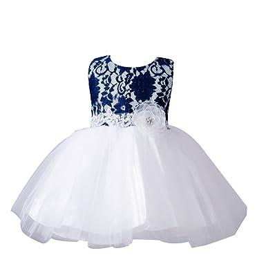 Zamme Zamme Baby Taufe Taufe Kleid Formal Party Kleider