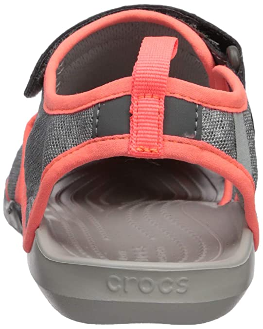 Crocs Womens Swiftwater Mesh Sandal Sport