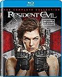 Resident Evil (Colección completa) [Blu-ray]