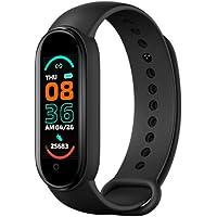 Kolorowy ekran 0,96 cala Bluetooth Fitness bransoletka wodoodporna 24 h pulsometr ciśnienie krwi monitorowanie pływania…