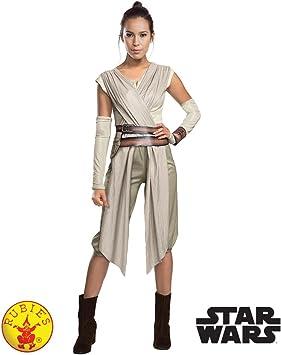 Star Wars Ep VII - Disfraz de Rey Deluxe para mujer, Talla M ...