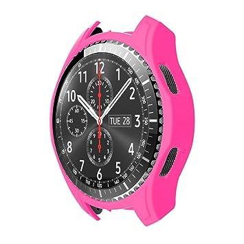 STRIR Carcasa para Smartwatch Gear,a Prueba de Golpes y Suciedad ...