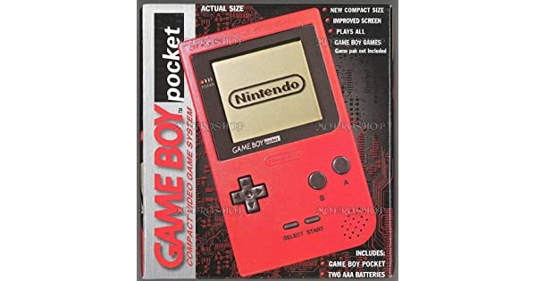 Amazon Game Boy Pocket