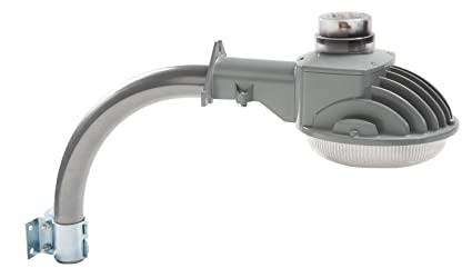 LED Dusk to Dawn Outdoor Lighting - 45 Watt - 5000 Lumens - Perfect for use as an LED Yard Light, LED Barn Light or LED Security Light