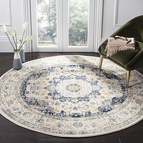 round area rugs 3 feet - 6
