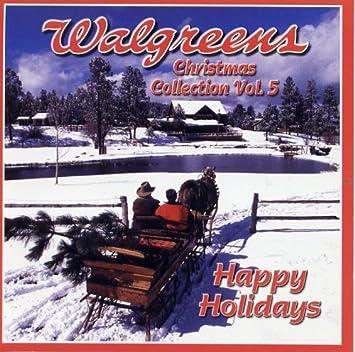 walgreens christmas collection volume 5