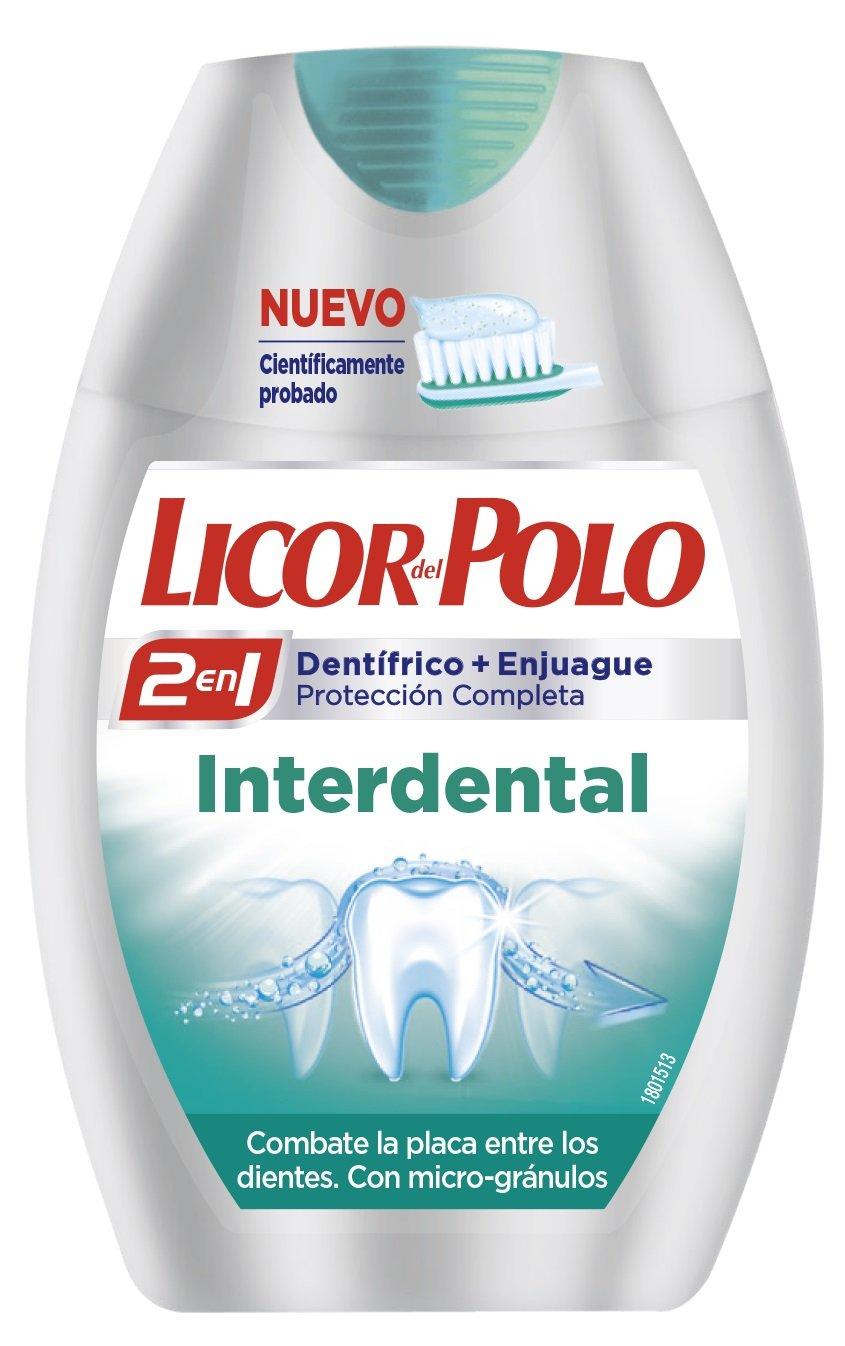 Liccor del Polo Dentífrico Limpieza Avanzada - 94 gr: Amazon.es ...