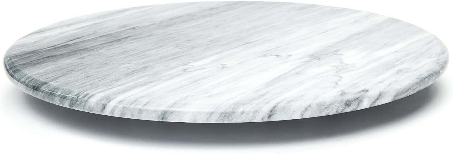 Fox Run 3840 Lazy Susan Turntable Marble 12 Inch White Amazon Ca Home Kitchen