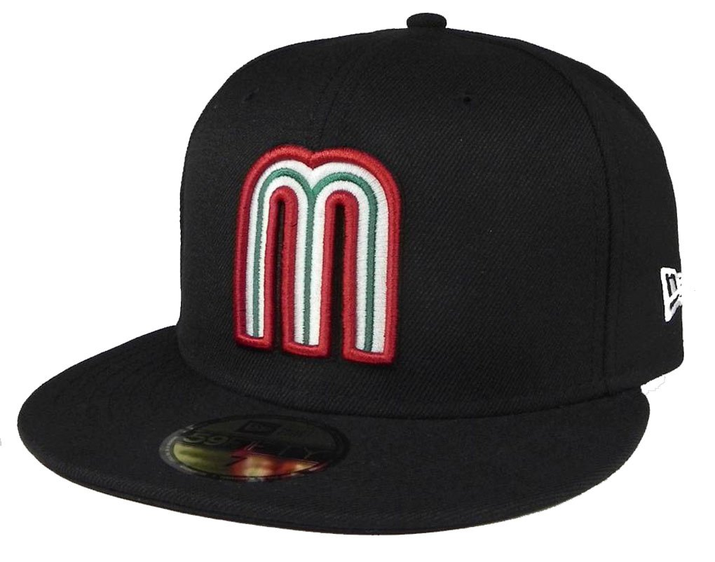 New Era World Baseball Classic Mexico Fitted Hatキャップメンズサイズ59 Fifty WBC 8.125  B01H2E2JEQ
