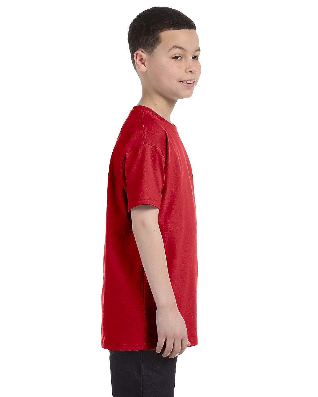 5450 Tagless Youth T-Shirt Hanes