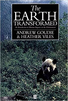 Book Earth Transformed: Introduction to the Human Impact on the Environment