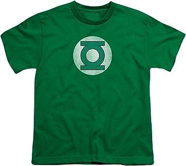 GL Little Logos Kids T-Shirt Size YXL Youth DC Comics