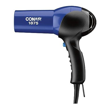 Conair 146RX secador - Secador de pelo (0.92987 kg) Negro, Azul: Amazon.es: Salud y cuidado personal