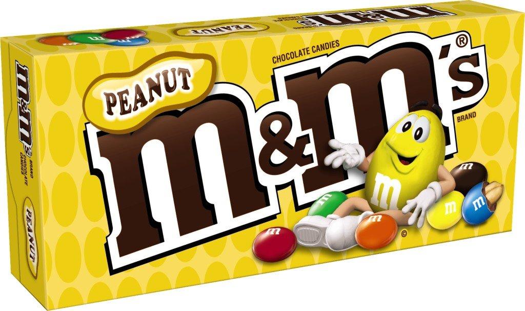 B And M Chocolate Box