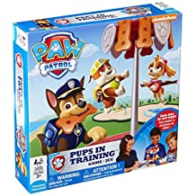 Spin Master Games, Paw Patrol Pups In Training Game