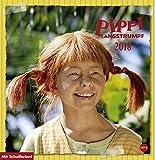 Pippi Langstrumpf Posterkalender - Kalender 2018