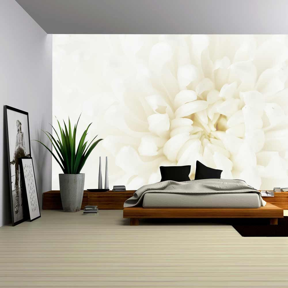 Large White Flower Wall Murals Amazon