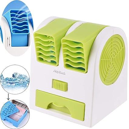 Amazon.com: AnyBack - Ventiladores de escritorio USB, mini ...