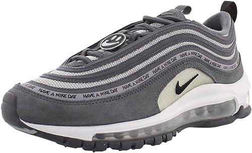 nike sneaker air max 97 se gs blau-weiß-grau