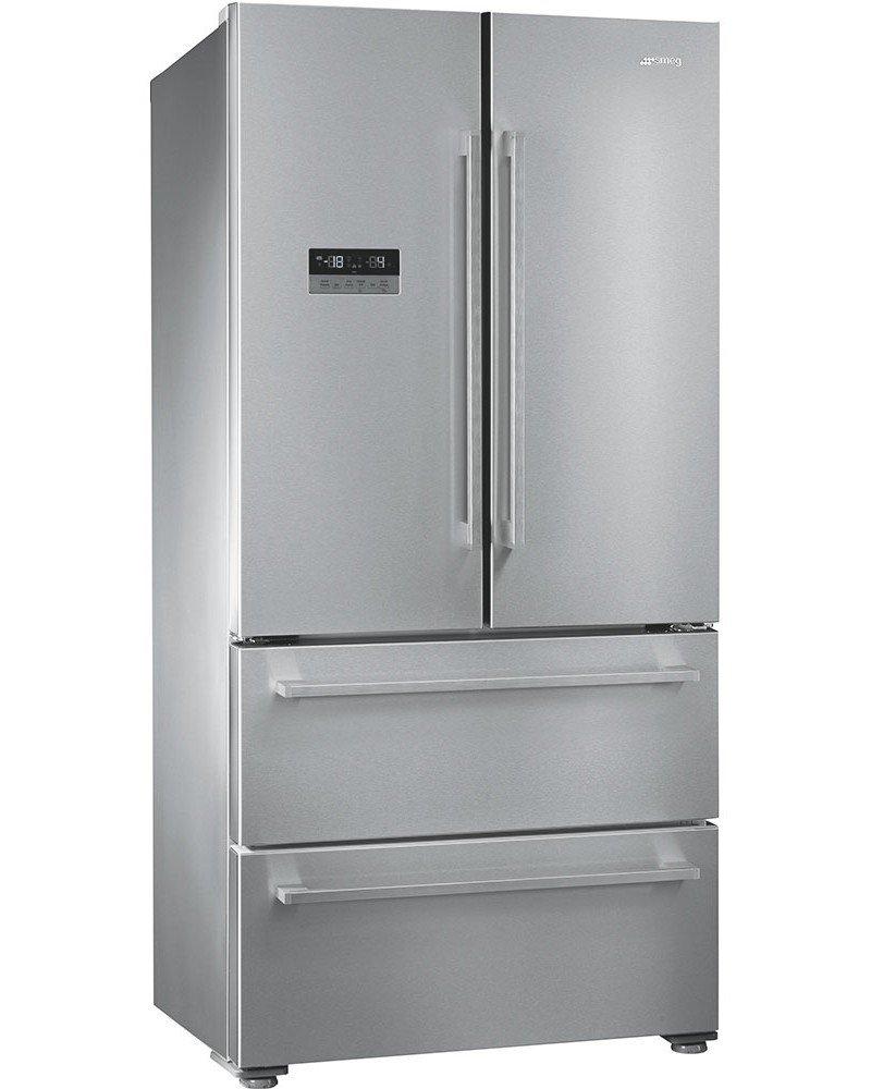 Freistehende Kühlschrank French Door Smeg: Amazon.de: Küche & Haushalt