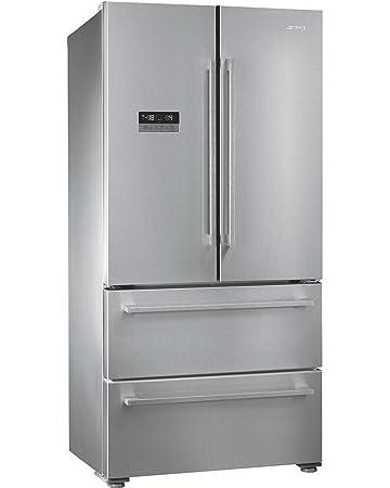 Freistehende Kühlschrank French Door Smeg