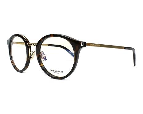 d83ecdd4ba Image Unavailable. Image not available for. Color  Eyeglasses Saint Laurent  SL 91 ...