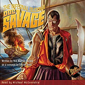 Doc Savage: The Infernal Buddha Audiobook
