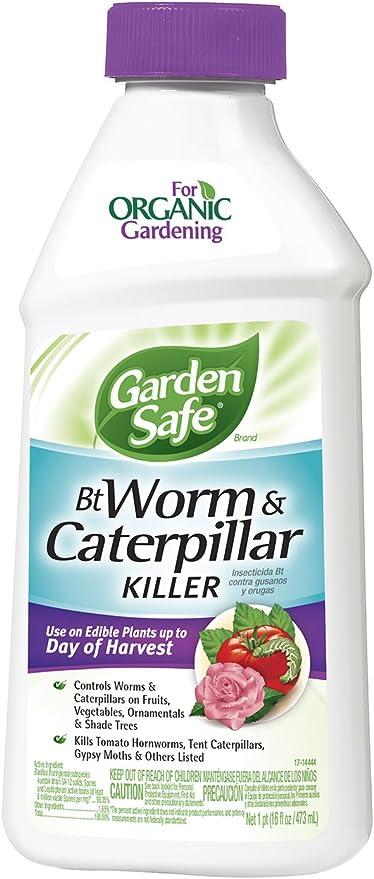 Amazon Com Garden Safe 93190 Hg 93190 Bt Worm Caterpillar