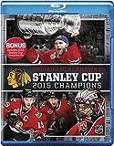 NHL Stanley Cup Champions 2015: Chicago Blackhawks [Blu-ray]
