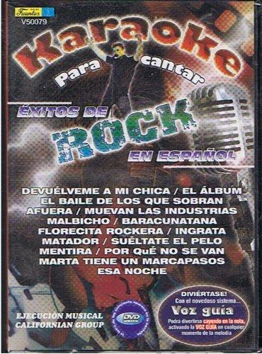Amazon.com: Karaoke Para Cantar-rock En Espanol: Movies & TV