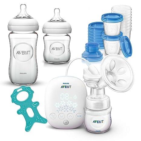 Philips AVENT Premium Set Lactancia Materna de 0 a//Botellas ...