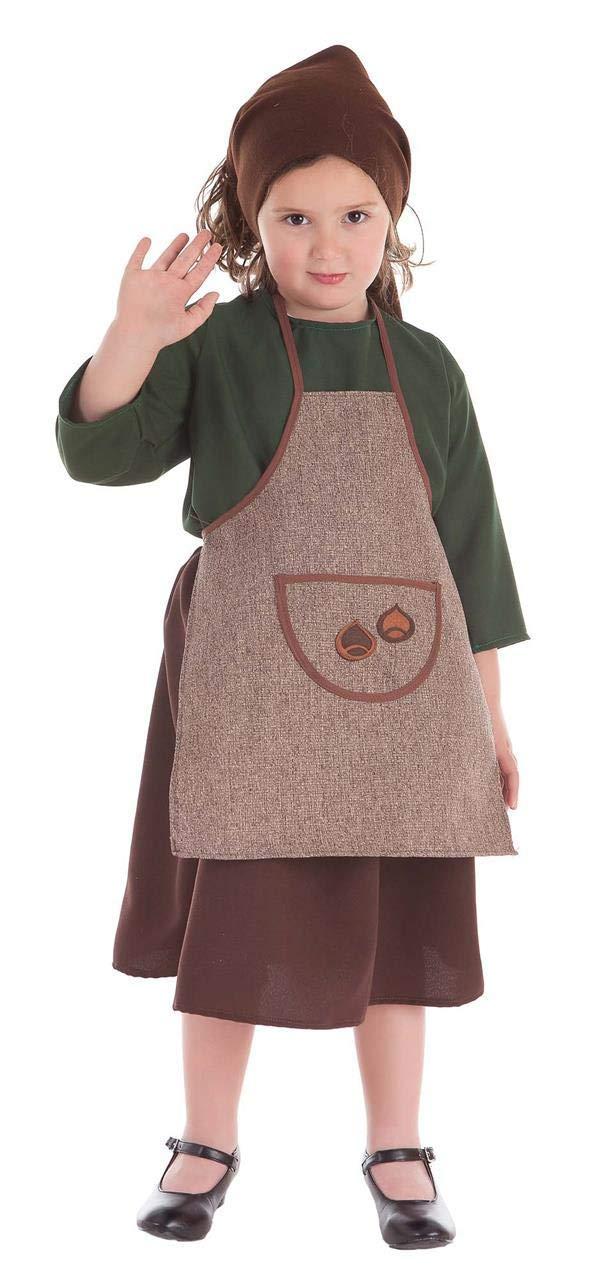 Creaciones Llopis- Disfraz Infantil, 3-5 Años (3619-1): Amazon.es ...