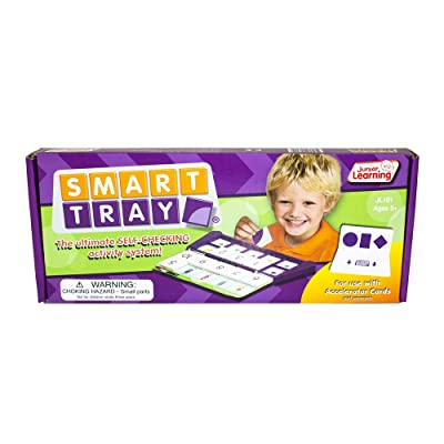Junior Learning The Smart Tray: Toys & Games
