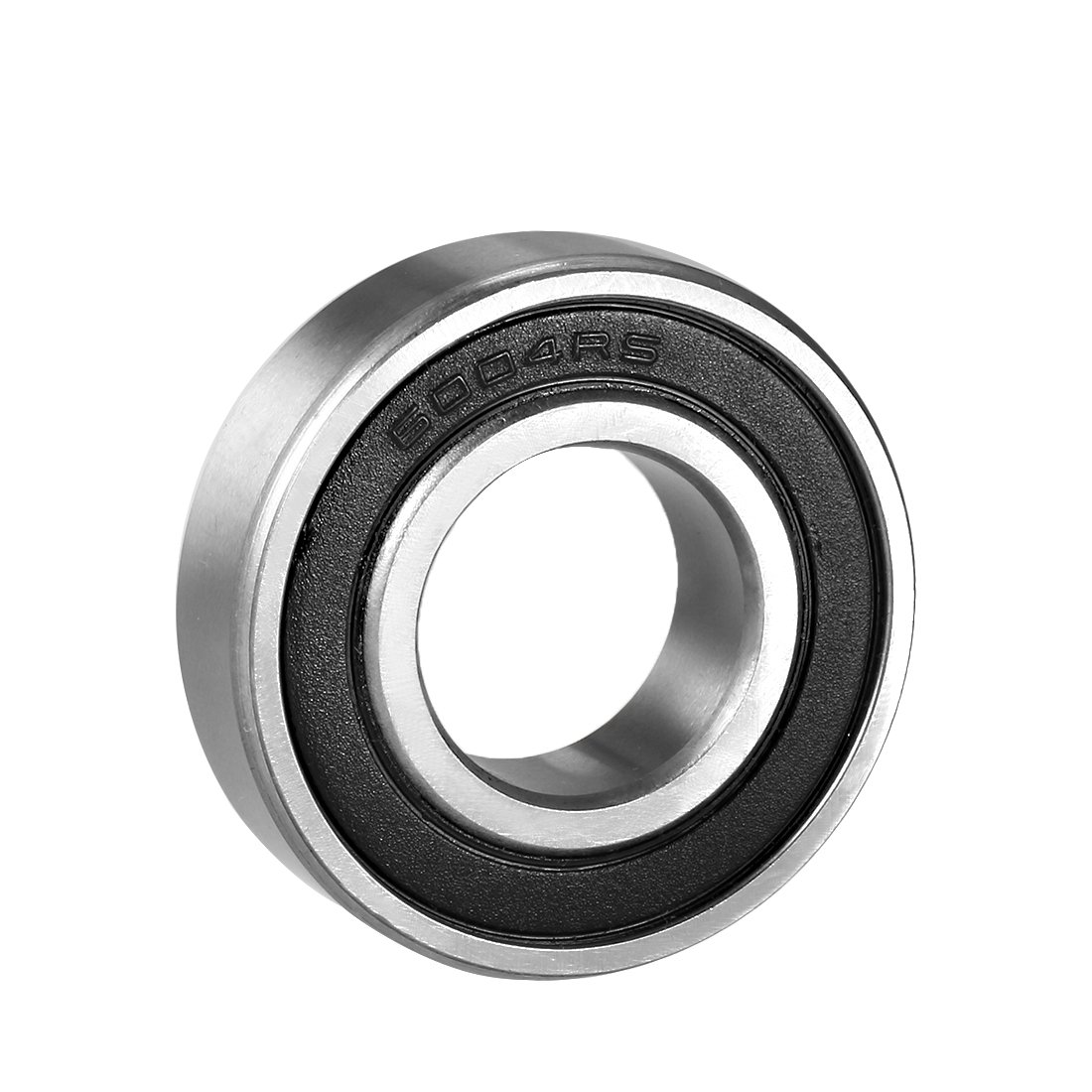 6004-2RS Double Side Sealed Ball Bearing 20mm x 42mm x 12mm LW