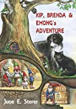 Kip, Brenda and Emong's Adventure, June Storer, 0992360315