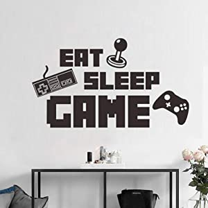 """Youyouyu Game Wall Decal Poster Dancing Wall Stickers Murals for Boys Bedroom Home Decor (18.5"""" x 16.5"""")"""