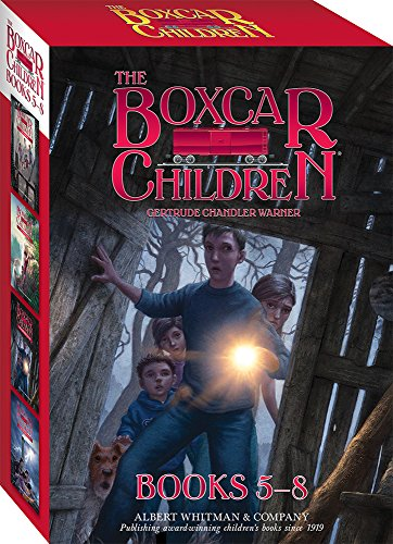 The Boxcar Children Mysteries Books 5-8