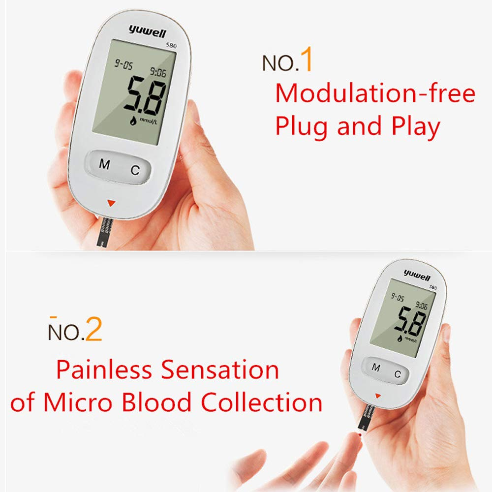 Diabetic Monitor Blood Sugar