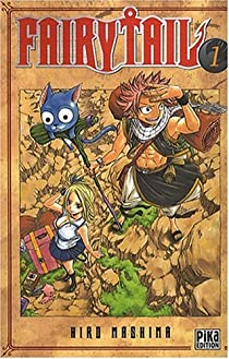 Fairy Tail, tome 1 par Hiro Mashima