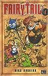 Fairy Tail, tome 1 par Mashima
