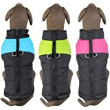 CHN'S Comfortable Pet Clothes Winter Warm Vest Jacket Coat Sport Clothing For Small Dog