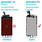 MasRepair Compatile Screen Replacement for iPhone 6