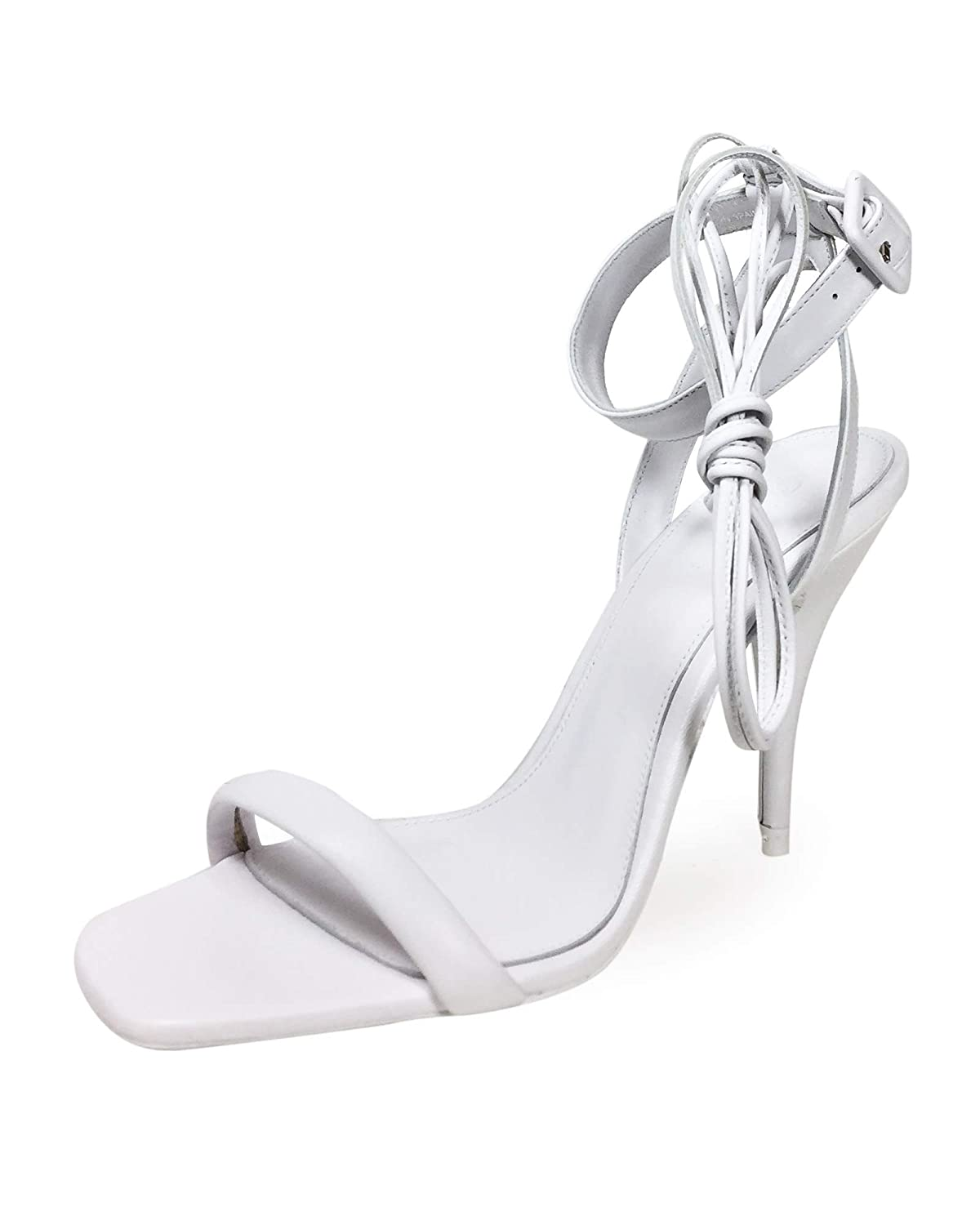 62d1efdf8a Amazon.com: Zara Women Leather high heel sandals 1375/001: Clothing