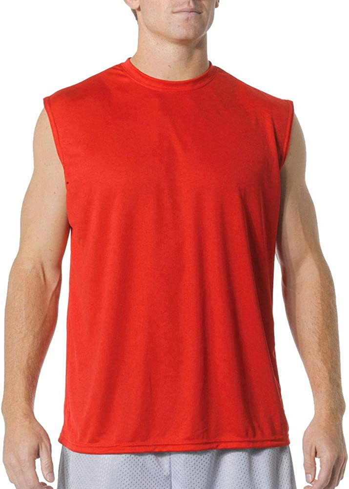 A4 Cooling Performance Muscle T-Shirt (N2295)