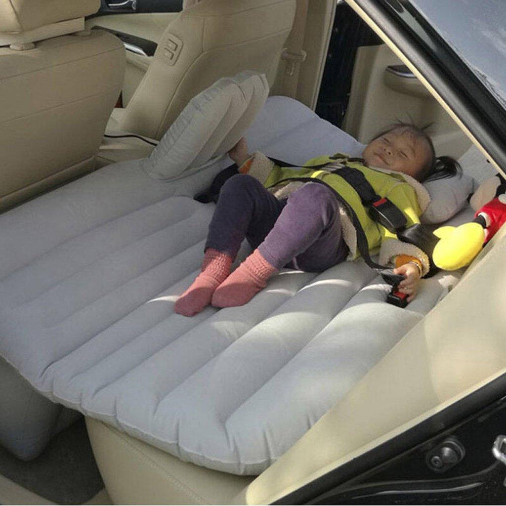 RMJXJJ-car air bed Luft Bett Auto Bett Auto Hintere Reihe Reisebett Auto Isomatte Auto Luftbett