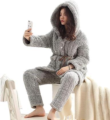 Pijamas, Pijamas Grises, Pijamas, corales, Terciopelo ...
