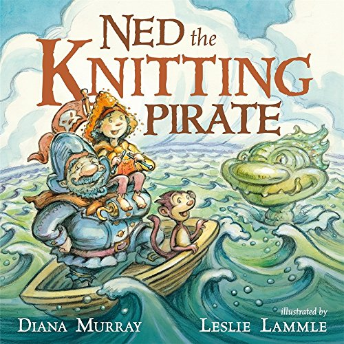 - Ned the Knitting Pirate