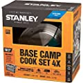 Stanley Base Camp Cook Set For Four